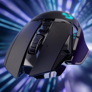 $134.99Logitech G502 LightSpeed Gaming Mouse Wireless