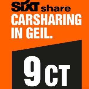 柏林、慕尼黑、汉堡三个城市参加德国知名租车网站 SiXT 共享汽车暑期每分钟原价0.19欧,现在0.09欧