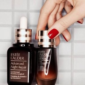 receive a full-size advanced night repair eye concentrate matrix($69 value) with 1.7 oz or larger of Advanced Night Repair Serum purchase