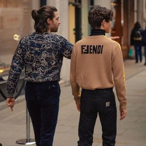 低至2折+额外8折 £162入小鹿Bambi短袖Flannels 优选男士折上折 收BBR、Offwhite、Fendi等