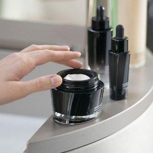 送同系列精华(价值$400)Giorgio Armani 黑钥匙护肤送正装 抗氧化拯救烂脸 素颜霜参加!