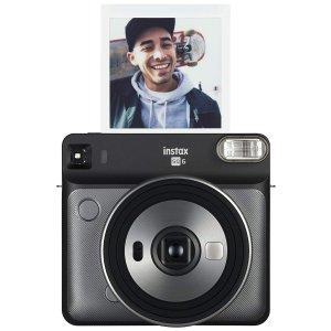 $97.88(原价$129.95)Fujifilm Instax Square SQ6 拍立得相机