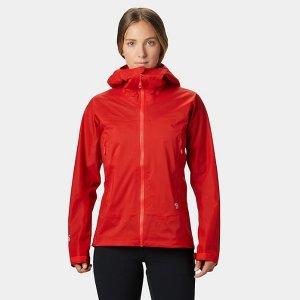 低至3.9折+免运费Mountain Hardwear 精选男女户外夹克、羽绒服促销