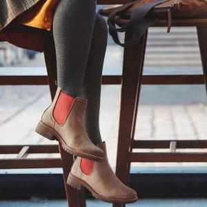 额外8折,折扣区也参加折扣升级:Ecco 官网秋季新款美鞋特卖,收切尔西靴