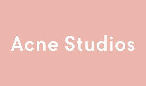 Acne Studios 潮牌年终大促 低至2.6折Acne Studios 潮牌年终大促 低至2.6折