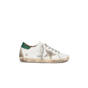 GOLDEN GOOSESUPER STAR 运动鞋