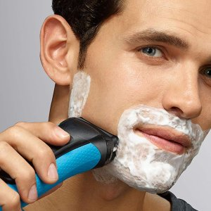 Braun 3系 ProSkin 3040s 干湿两用电动剃须刀 父亲节送礼