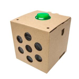 $3.14 (原价$24.99)Google AIY Voice Kit 纸质版语音助手