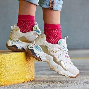 Skechers D'Lites 3.0 Air 女款老爹鞋