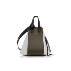 LoeweHammock Small Leather Bag