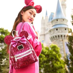 米奇毛绒玩偶$9 红色斜挎包$9.74即将截止:迪士尼官网 特价区低至2.6折 + 无门槛7.5折  Stitch婴儿服饰$18