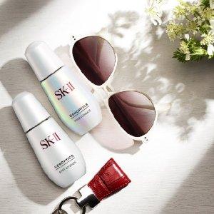 全场满额7折 SK-II参加最后一天:B-Glowing 美妆护肤热卖 Revive、Sesderma上新
