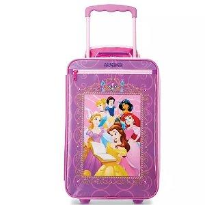 American Tourister公主款软壳行李箱