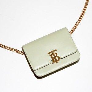 无门槛8折  £392收小鹿卫衣限今天:Burberry 全场美包美衣大促 新款logo上衣包包都有