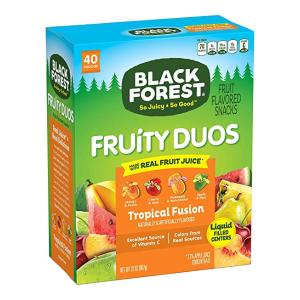 $6.83Black Forest Organic Fruit Snacks 24ct, Mixed Fruit