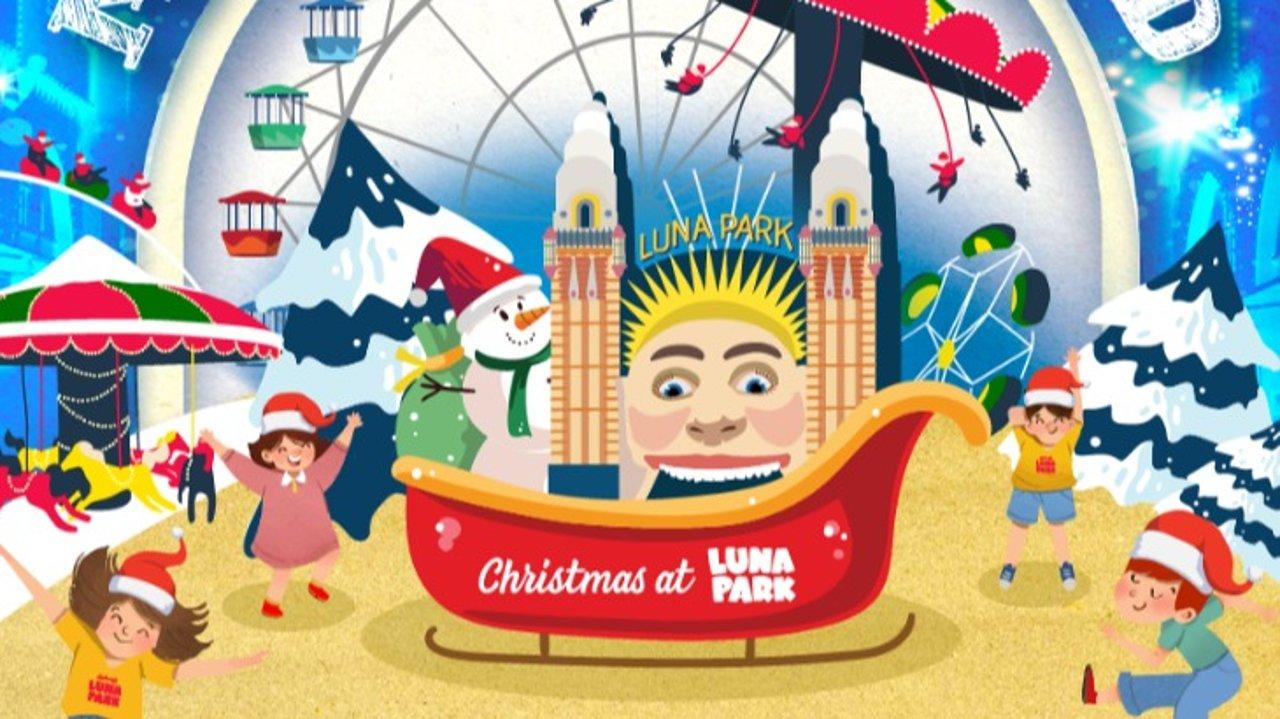 悉尼圣诞节线上线下庆祝活动盘点,8个必打卡的圣诞event