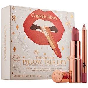 Gift of Pillow Talk Lips - Charlotte Tilbury   Sephora