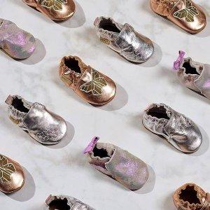 满$50减$10Robeez 全场婴儿服饰、学步鞋促销 Sale区也参加活动