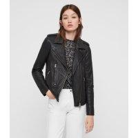 Elva黑色夹克