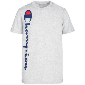 ChampionHeritage Logo-Print T-Shirt, Big Boys