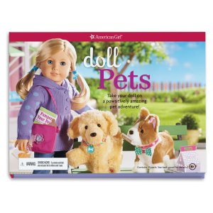 American GirlDoll Pets Book | Books for Kids | American Girl