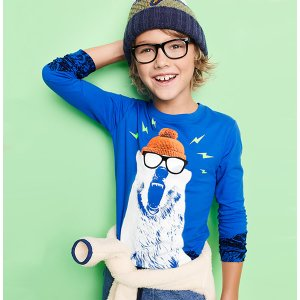 Oshkosh男童、大童T恤