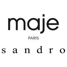 低至7折 Pick你的法式少女风法国姐妹品牌 Maje+Sandro美衣美鞋美包热卖 精选7折等你收