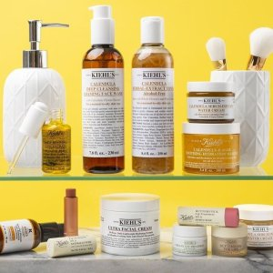 15% OffEnding Soon: Kiehl's Skin Care Products on Sale