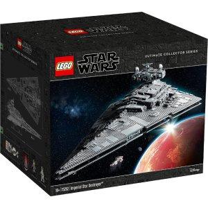 Lego星战帝国歼星舰(75252)