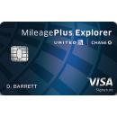 Earn 40,000 bonus miles United MileagePlus® Explorer Card