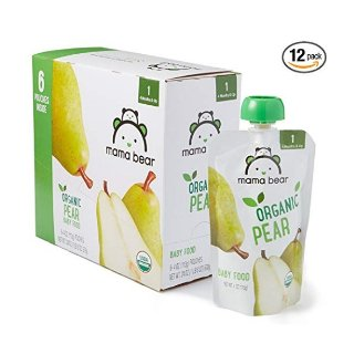 20% off + Extra 5% offAmazon Brand Mama Bear Organic Baby Food