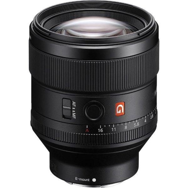 FE 85mm f/1.4 GM 镜头