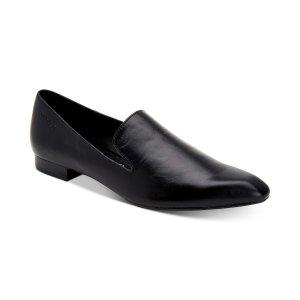 Calvin Klein休闲乐福鞋