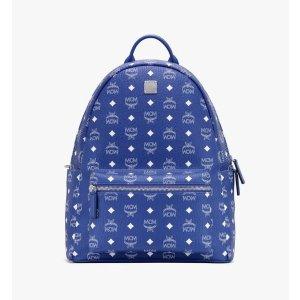 MCMStark Backpack in Visetos