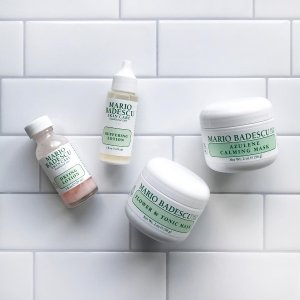 Up  to 20% OffBuy More Save More @ Mario Badescu Skin Care