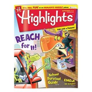 $9.99起Highlights 儿童杂志订阅优惠  陪伴几代美国孩子成长