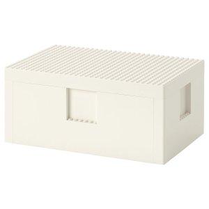 Ikea乐高收纳盒-中号