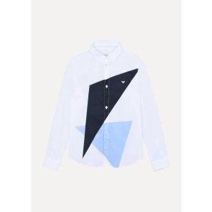 Emporio Armani 男童衬衫