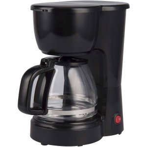 $8.88Mainstays 5-Cup Coffee Maker @ Walmart