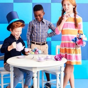 Extra 25% OffKids Apparel @ Brooks Brothers