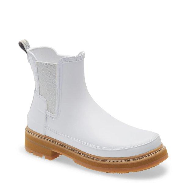 Refined Stitch 切尔西雨靴