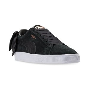 Puma Women s Suede Bow Casual Sneakers from Finish Line ·  35.00  84.99 a8d298213