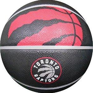 $15.39(原价$32.07) 恭喜拿下总冠军Spalding 斯伯丁多伦多猛龙纪念版篮球 We The North!
