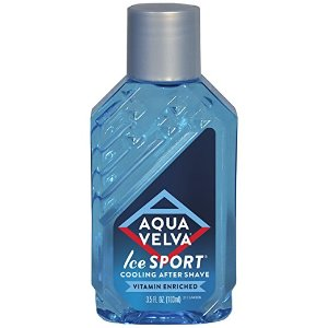 $3.59Aqua Velva Cooling After Shave, Ice Sport, 3.5 Ounce