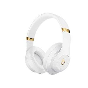 BeatsStudio3 白色