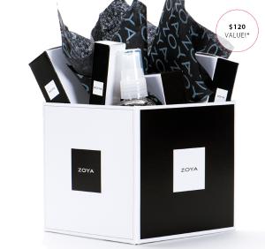 Free Gift Box withpurchase of any 3 polished