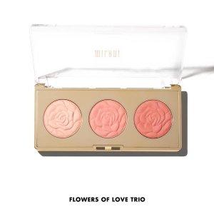MilaniRose Blush Trio Palette
