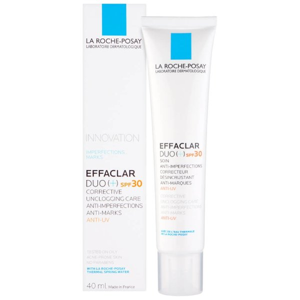 Effaclar Duo+ SPF 30防晒乳 40 ml