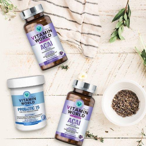 益生菌 Vitamin World保健品(微众测)
