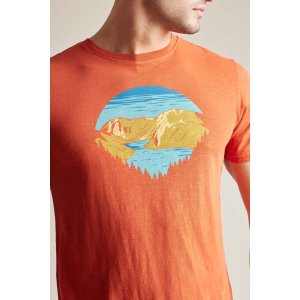 united by blueMen's Park Layers Tee